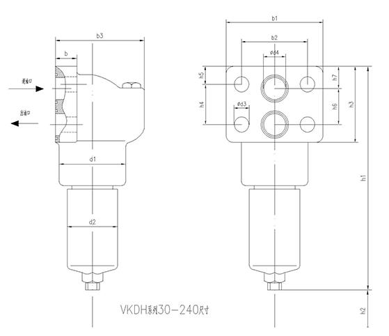 高压过滤器原理图