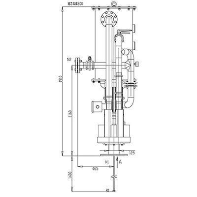 车床油雾分离器原理图